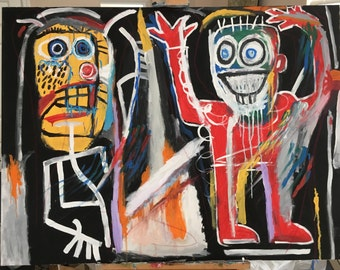 Ode To Basquiat's Dustheads