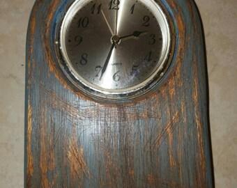 Refinished Desk Clock