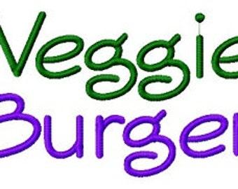 Bogo Free, Buy 1 take 1 font, Buy One Take one Font, Veggie Burger Font, Instant Download, 3 Sizes, PES Format