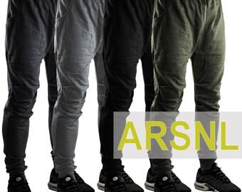 Arsnal Jogger Pants Classic Fleece Casual Slim Fit