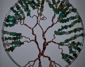 Beautiful Tree of Life Sun Catcher by J3