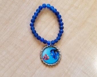 10 Pieces - Finding Dory  Bracelets Party Favor