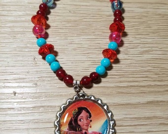 10 Kits - Elena of Avalor Necklaces DIY Party Favors
