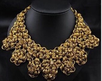 Statement Collar Necklace