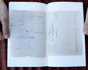 Book artist Duchamp