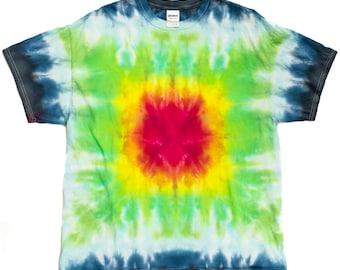 Tie Dye Shirt - XL - #5002