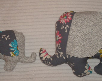Elephant Pillow Decor