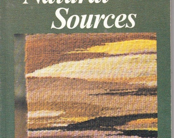 Dyes from Natural Sources