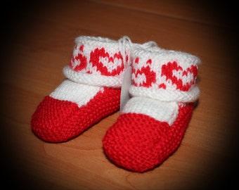 Baby Booties, Baby Loafers, Baby Loafer Booties