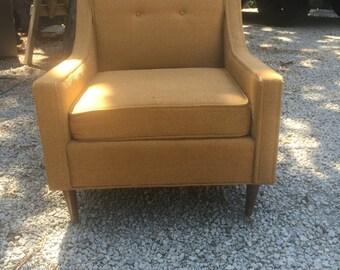 Retro Mid Century Lounge Chair
