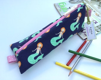 Mermaids Stationary/Pencil Pouch