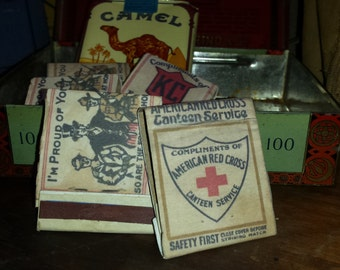 WW1 Matches