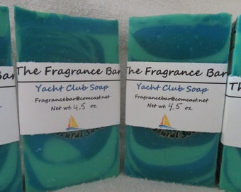 Yacht Club Soap (for Men)