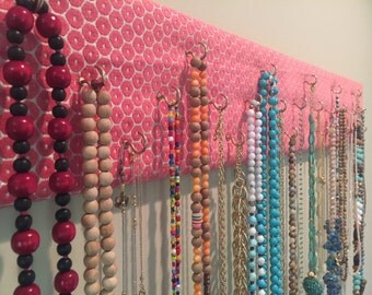 Hang It - Necklace Organizer - Hang and organize your necklaces