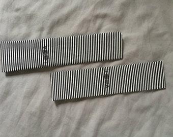 Fabric Bookmark (Lines_Minimum)