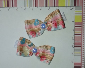 Barrette baby & girl