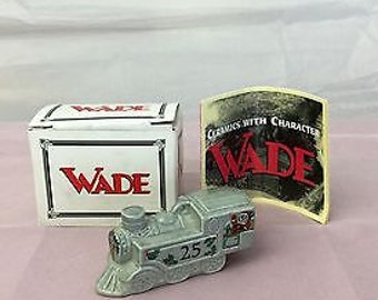 Wade - Christmas Train 25th - boxed and mint condition