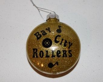 Bay City Roller oranaments