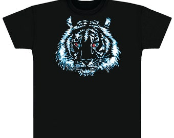Grateful Dead Tiger SYF eyes T Shirt
