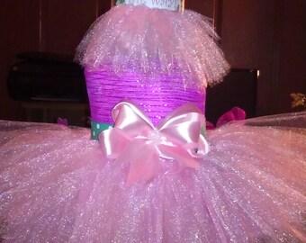 Tutu Dress Diaper Cake