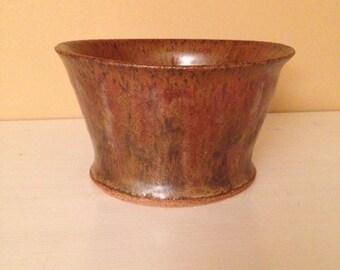 Small Autumn Bowl