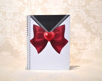 Sailor Pluto Notebook