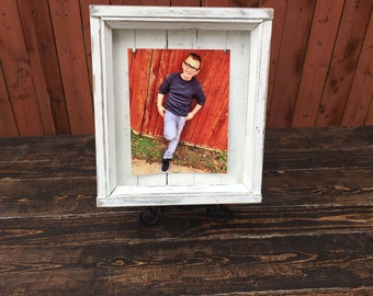 Rustic Wooden Frame 8x10