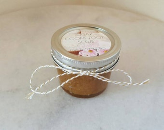 Sugar Cookie Foot Scrub!