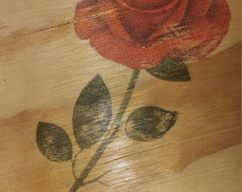Rose Wood Burnish