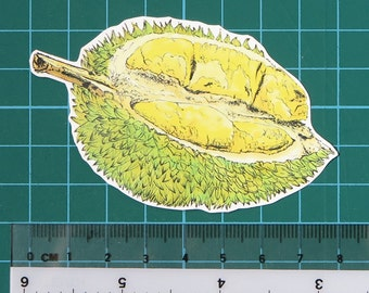Durian Stickers