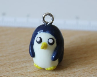 Gunter charm polymer clay Adventure Time