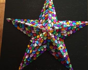 Beaded Stars