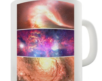 Galaxy Trio Ceramic Mug