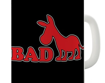 Bad Ass Ceramic Tea Mug