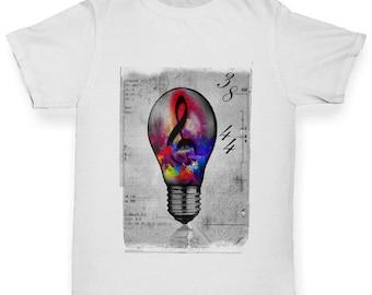 Boy's Musical Lightbulb T-Shirt