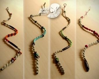 Hair / dreadlocks decoration - Handmade
