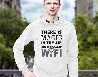 Magic Wi-Fi Hoodie (A)