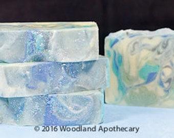 Luxury Artisan Soap - Frozen