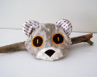 Bear microwave heating pad for baby - Stuffed animal
