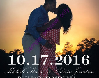 Save The Date (Fancy & Clean)