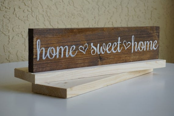 Custom Wood Sign Make Your Own Sign Personalized Wood Sign