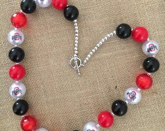 LONG BUCKEYE Necklace!!!!