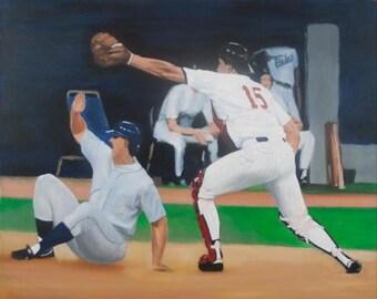 Baseball Special Artist Proof