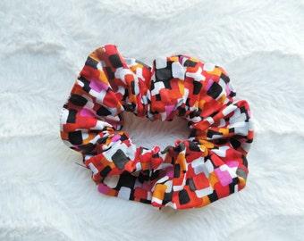 Colorful Squares Hair Elastic