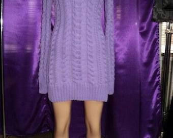 Платье-туника Dress-tunic braids