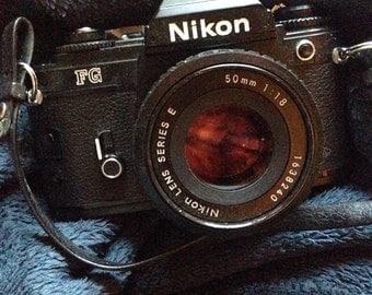 Nikon fg 35 mm film camera