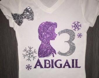 Disney Frozen Princess Anna Birthday Shirt disney shirt