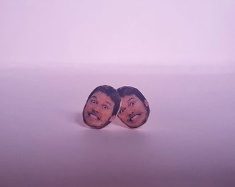 Chris Pratt/Andy Dwyer Earrings