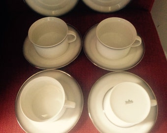 Rosenthal even song cups and saucer