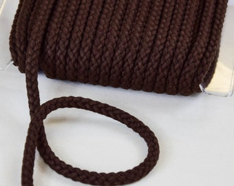 Cord 8mm Brown